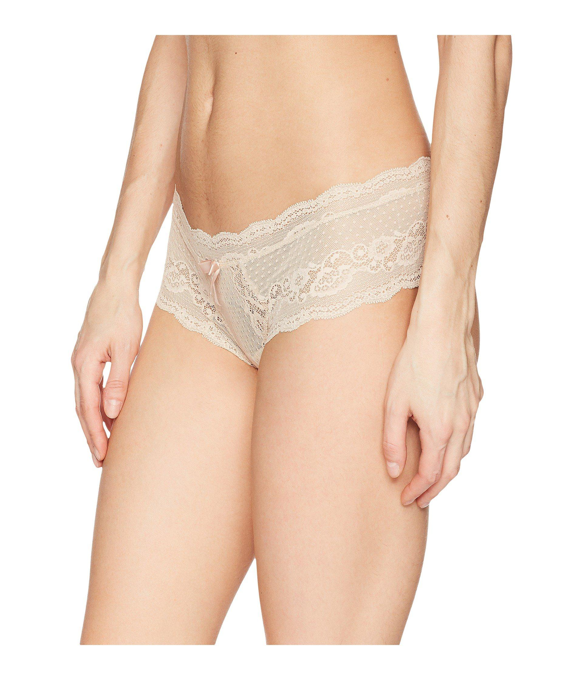 40895abff39 Lyst - Eberjey Anouk Boythong (navy) Women s Underwear in Natural