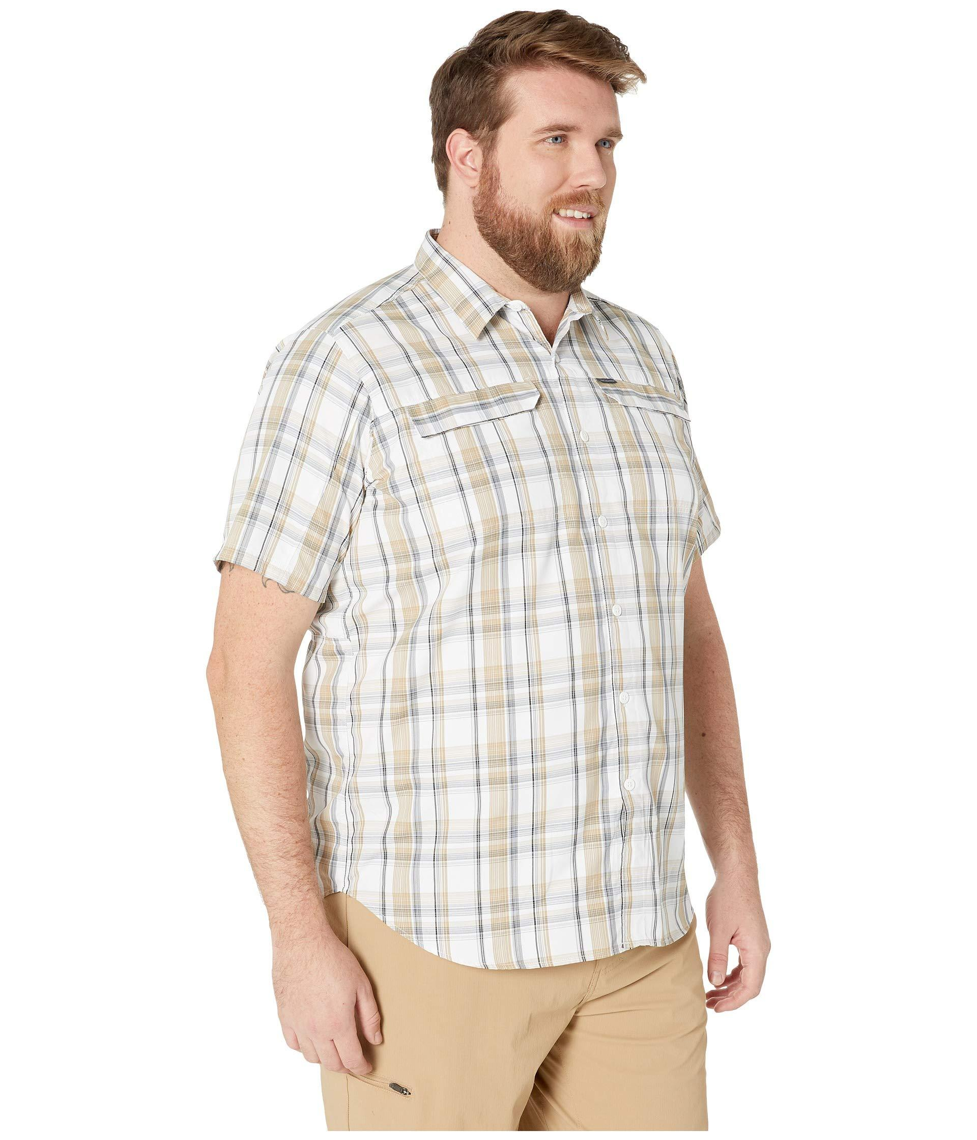 08937661adb Columbia - Multicolor Big And Tall Silver Ridge 2.0 Multi Plaid Short  Sleeve Shirt (beach. View fullscreen