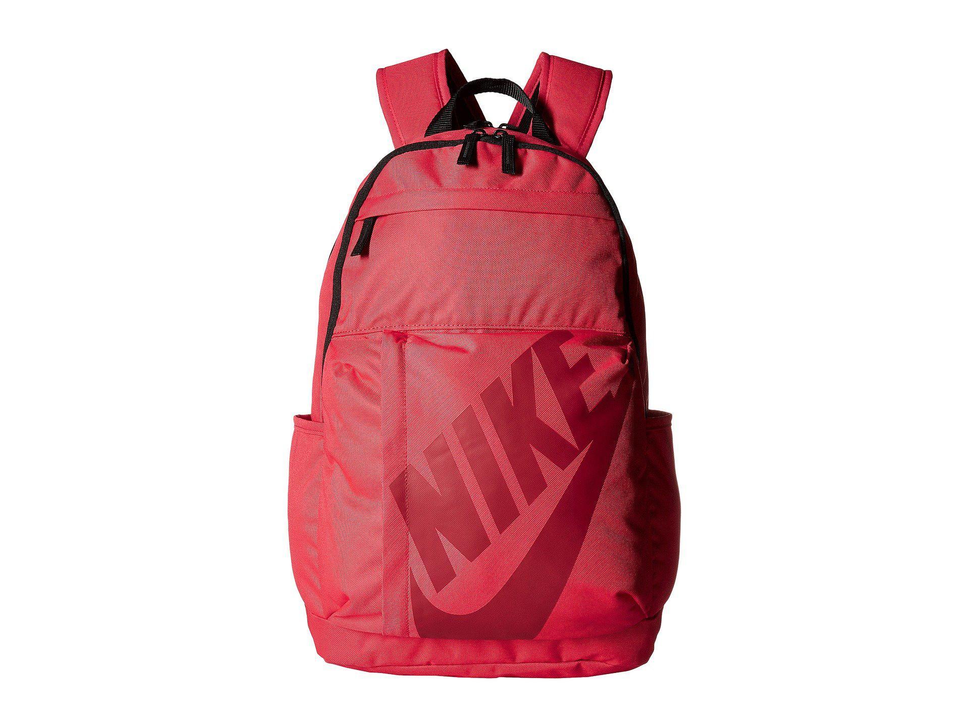 2ca6772ced Lyst - Nike Sportswear Elemental Backpack in Red for Men