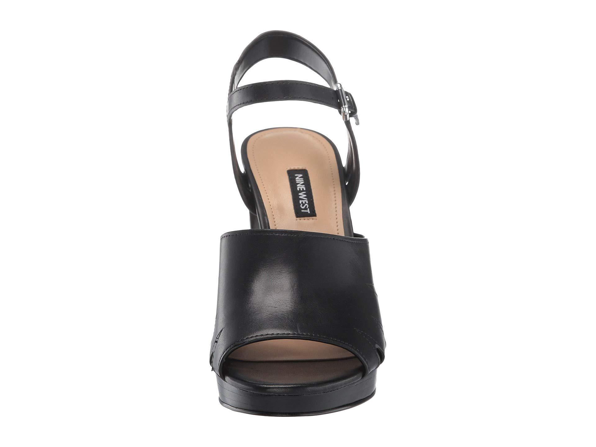68ea40c41e38 Nine West Delilah (black) Women's Shoes in Black - Lyst