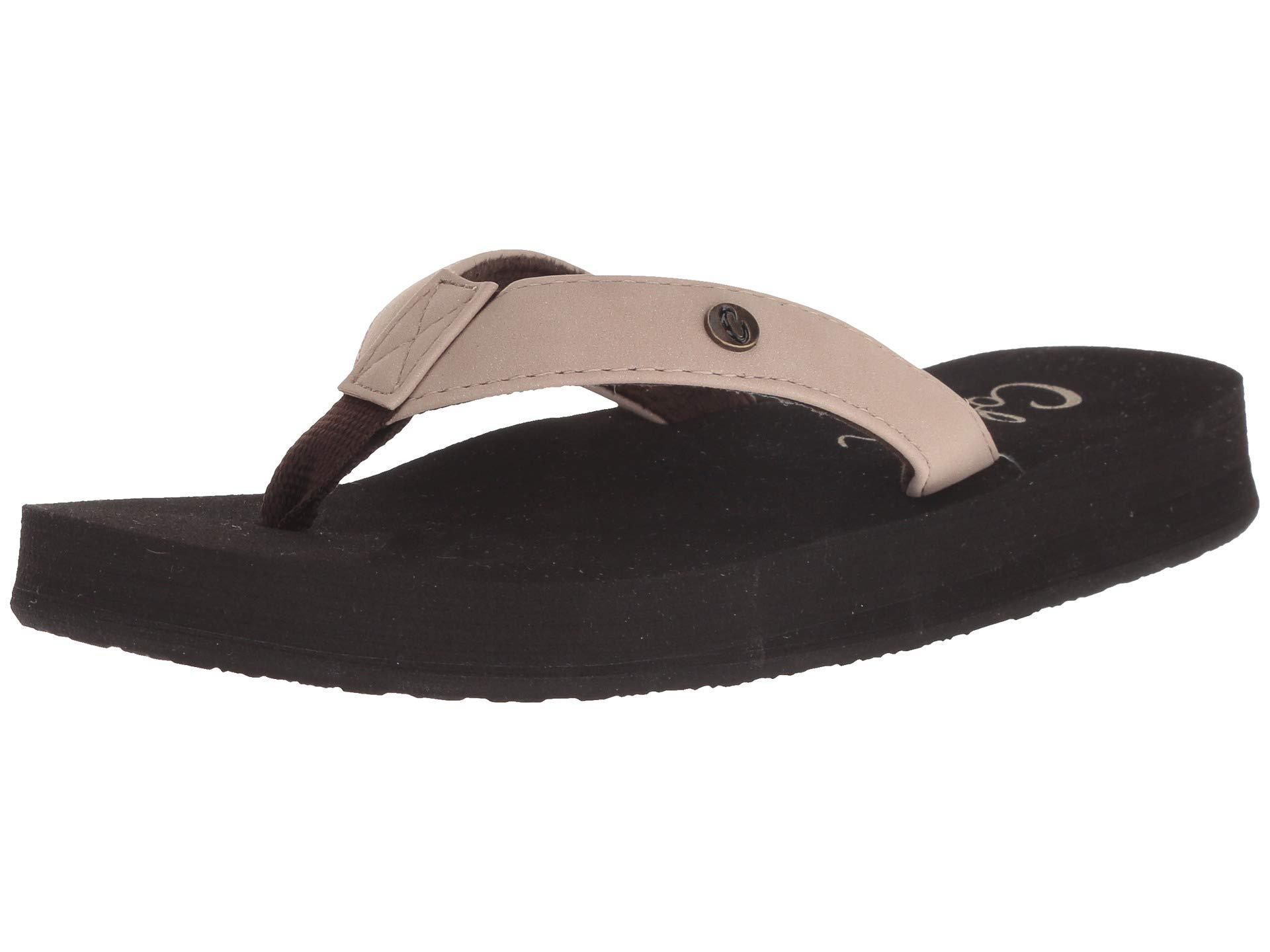 bf7360e79 Cobian - Cancun Bounce (black) Women s Sandals - Lyst. View fullscreen