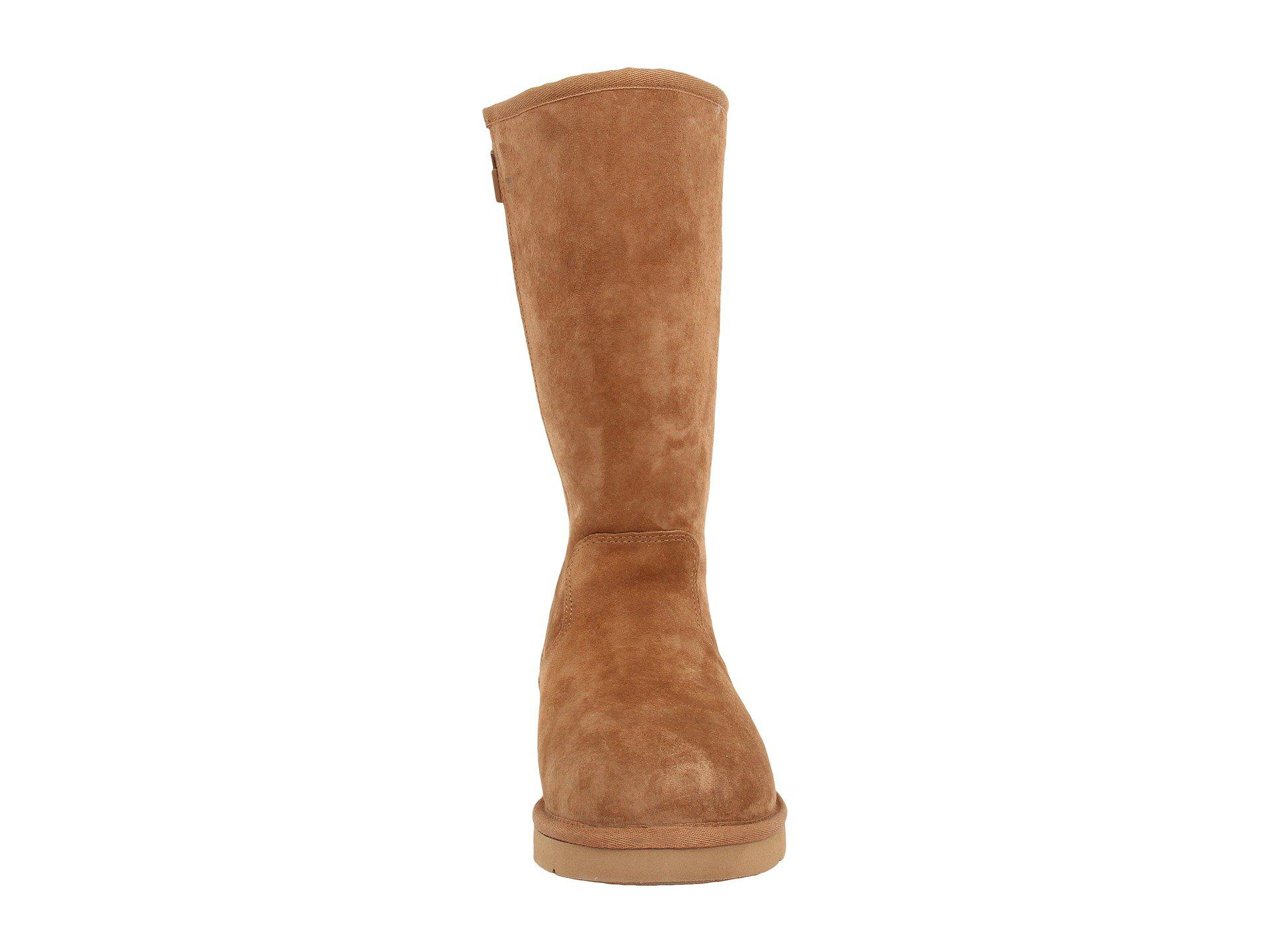 d6b9ab5013cc Lyst - UGG Sumner Suede Mid-Calf Boots in Brown