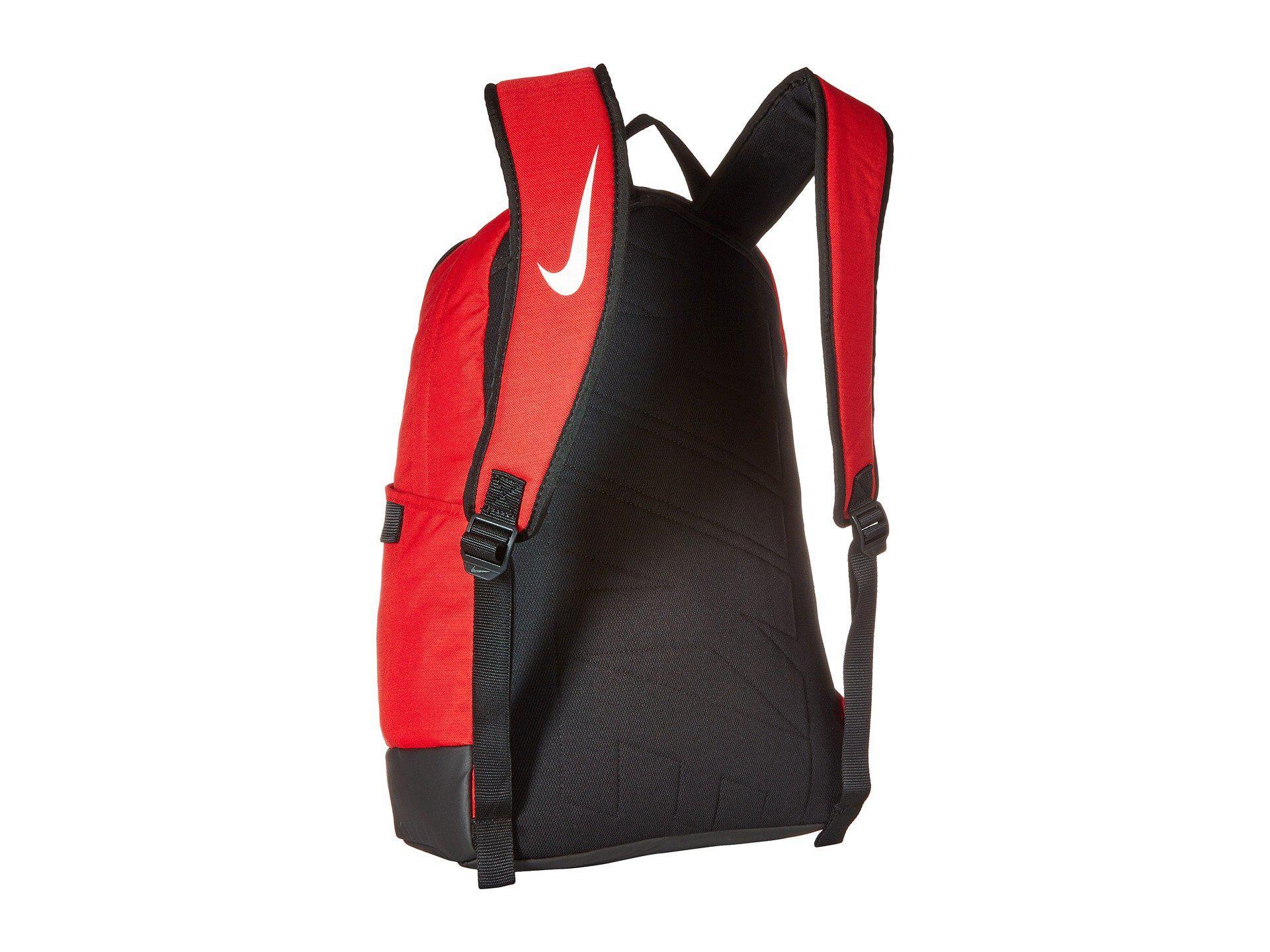 2058dc4c96 Nike - Red Brasilia Xl Backpack (flint Grey black white) Backpack Bags.  View fullscreen