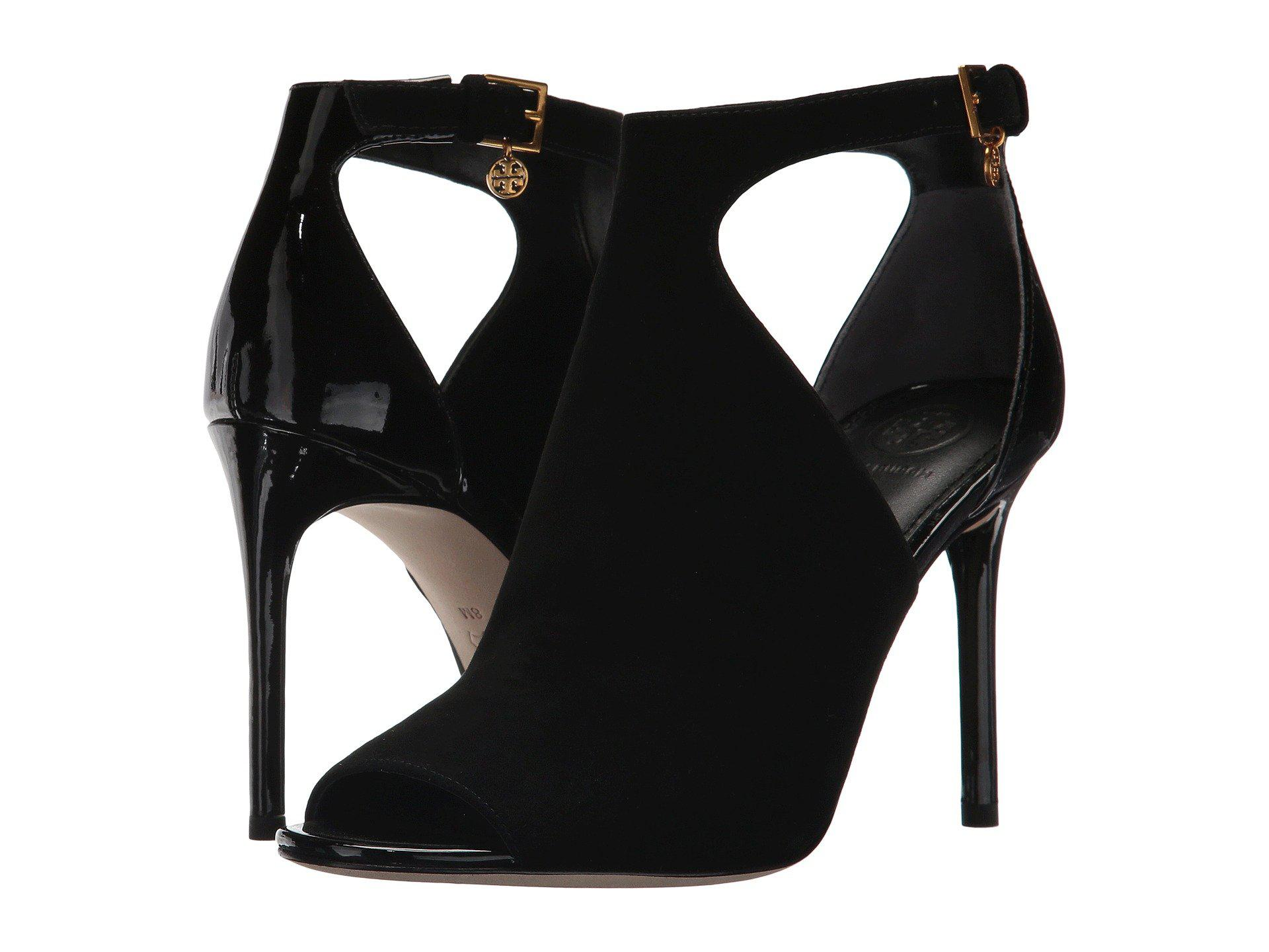 Ashton booties - Black Tory Burch