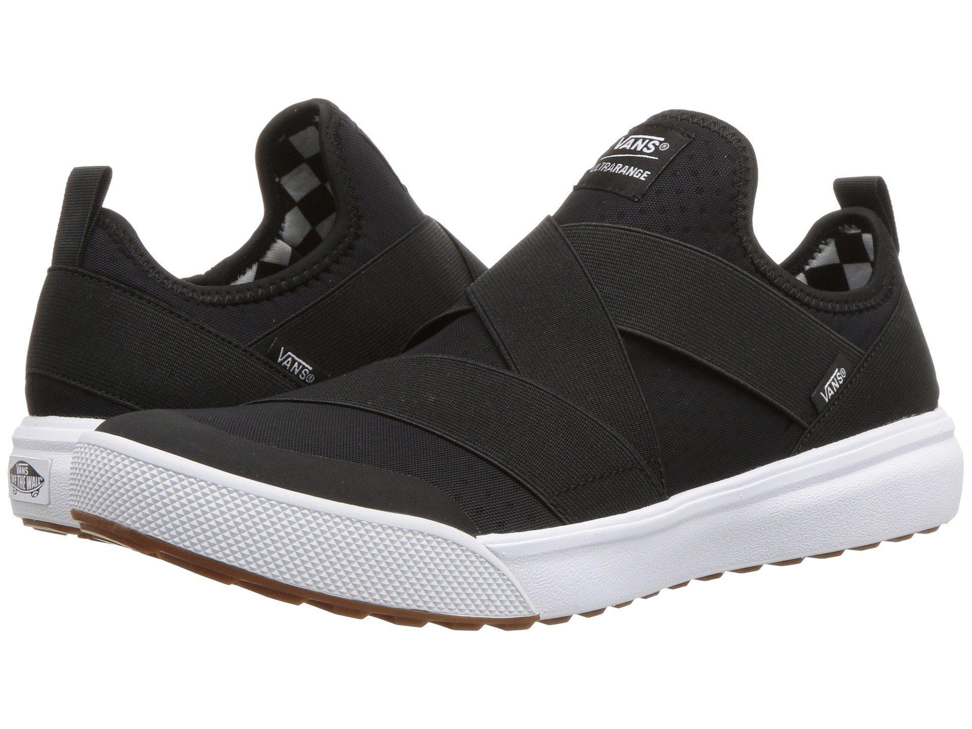 Lyst - Vans Ultrarange Gore (black) Skate Shoes in Black for Men 502080916
