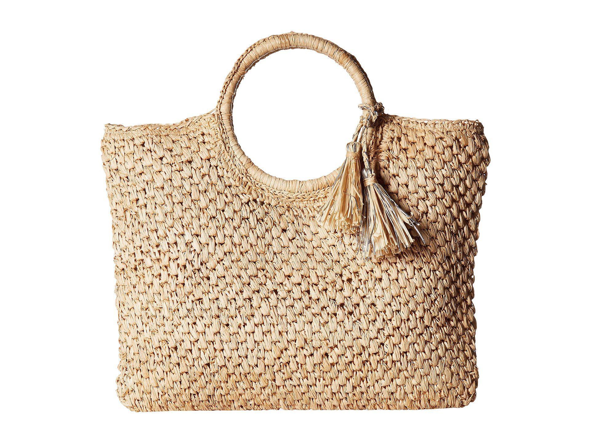 Hat Attack Artisan Bag (Natural) Bags HYWwB
