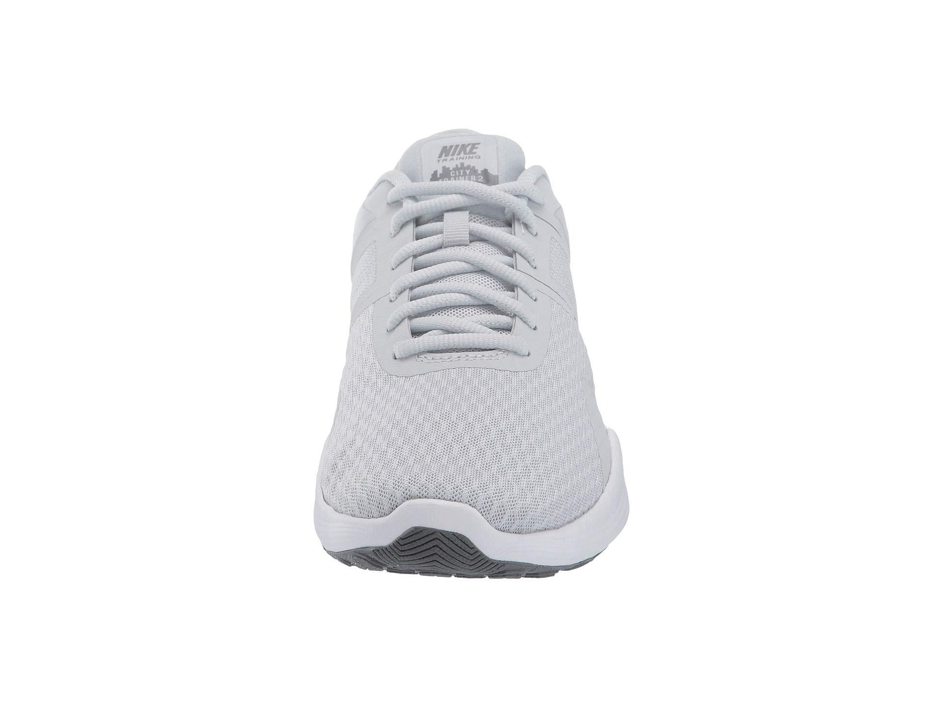 Nike - Gray City Trainer 2 (plum Dust barely Grey atmosphere Grey). View  fullscreen 7395882da