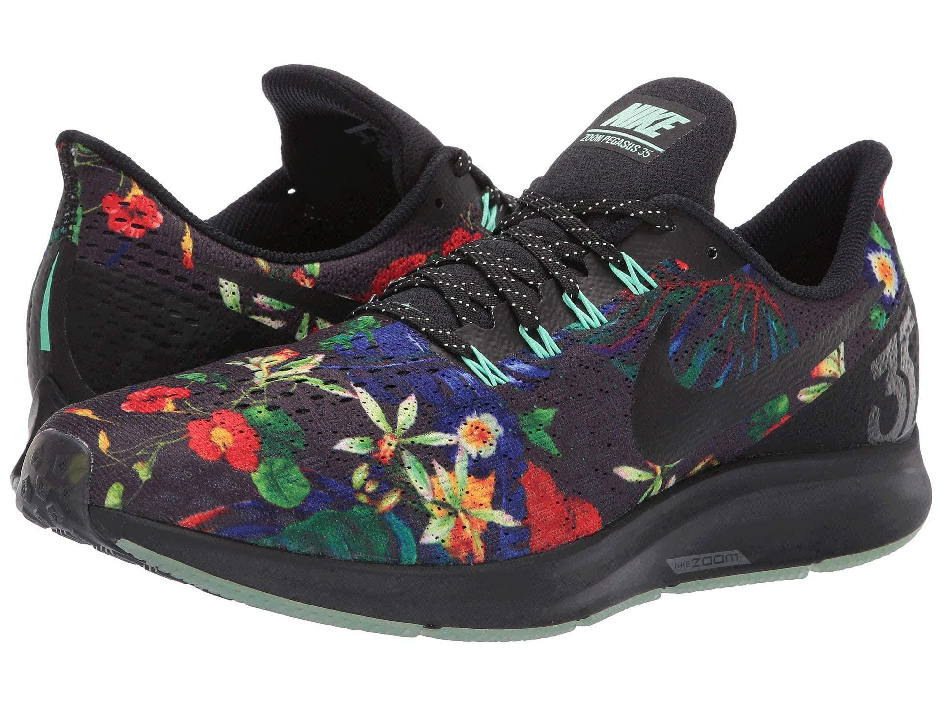 bec4bdfb5fc85 Lyst - Nike Air Zoom Pegasus 35 Gpx Rs (black black green Glow ...