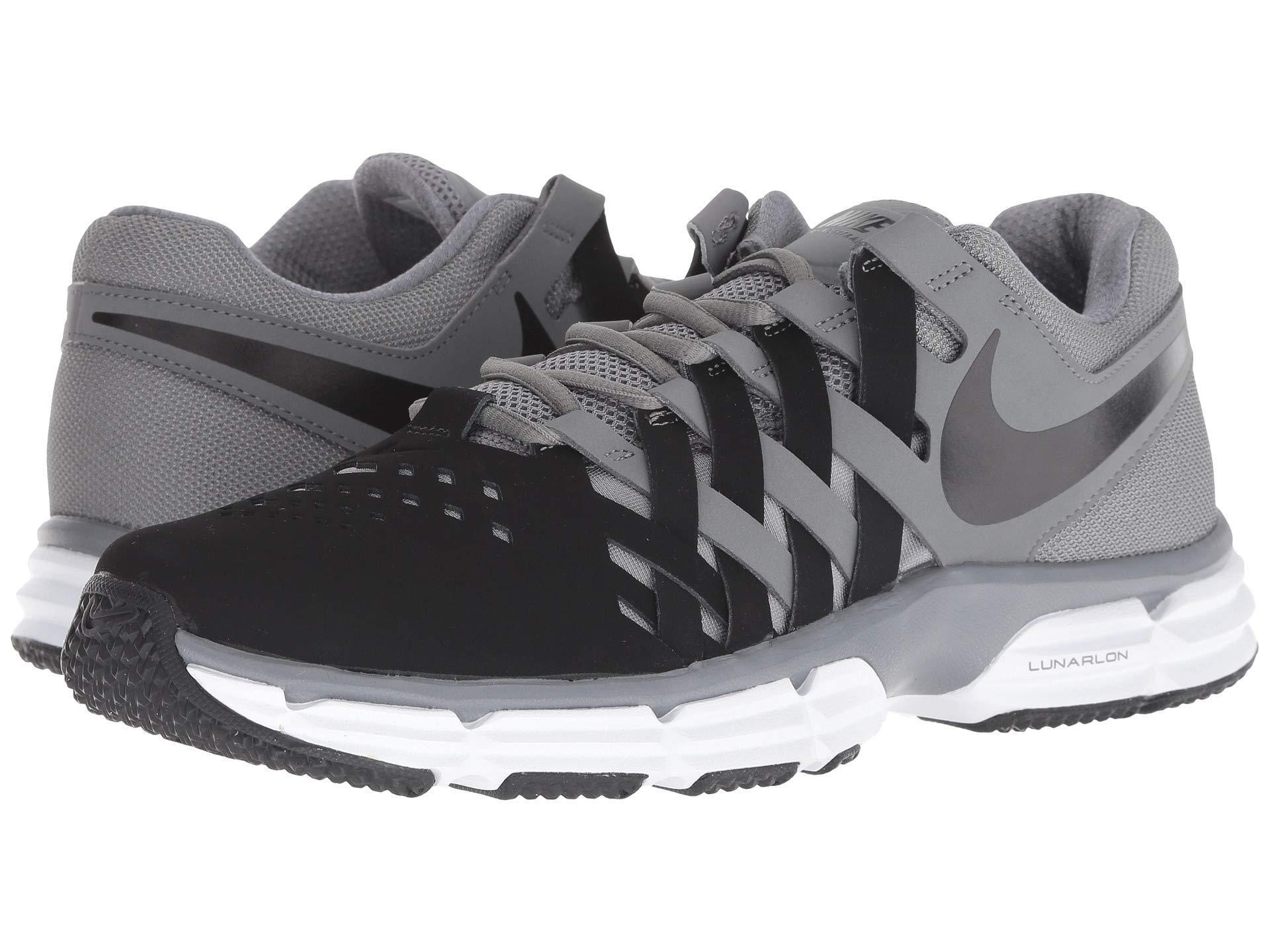 d899668b04 Nike Lunar Fingertrap Tr (black/gym Red 1) Men's Shoes in Gray for ...