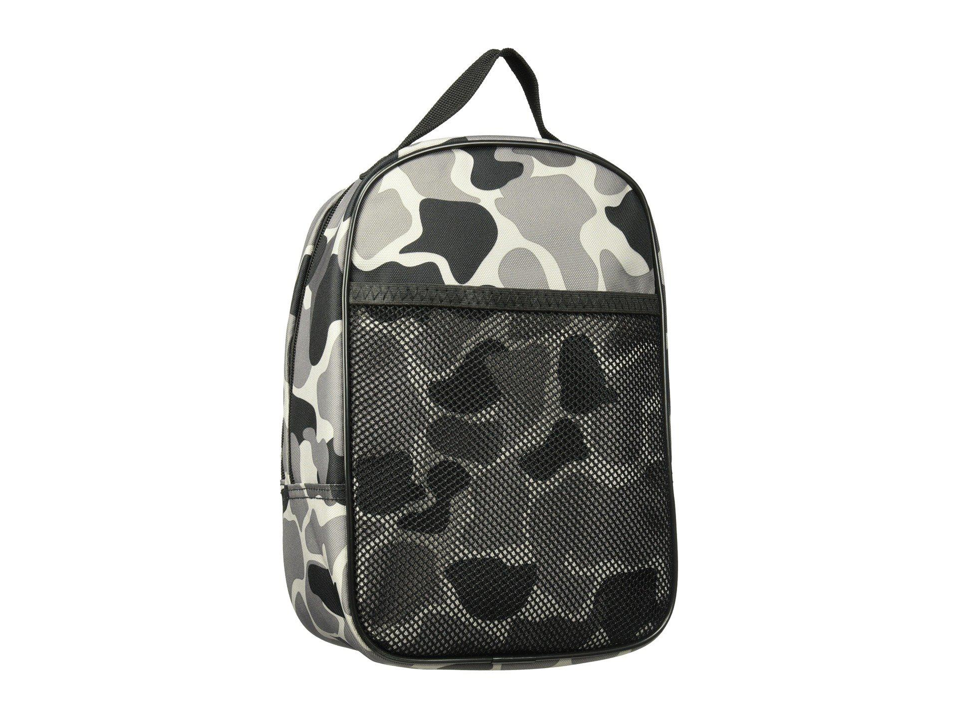 c44407c596 Lyst - adidas Originals Originals Santiago Lunch Bag (camo Aop ...