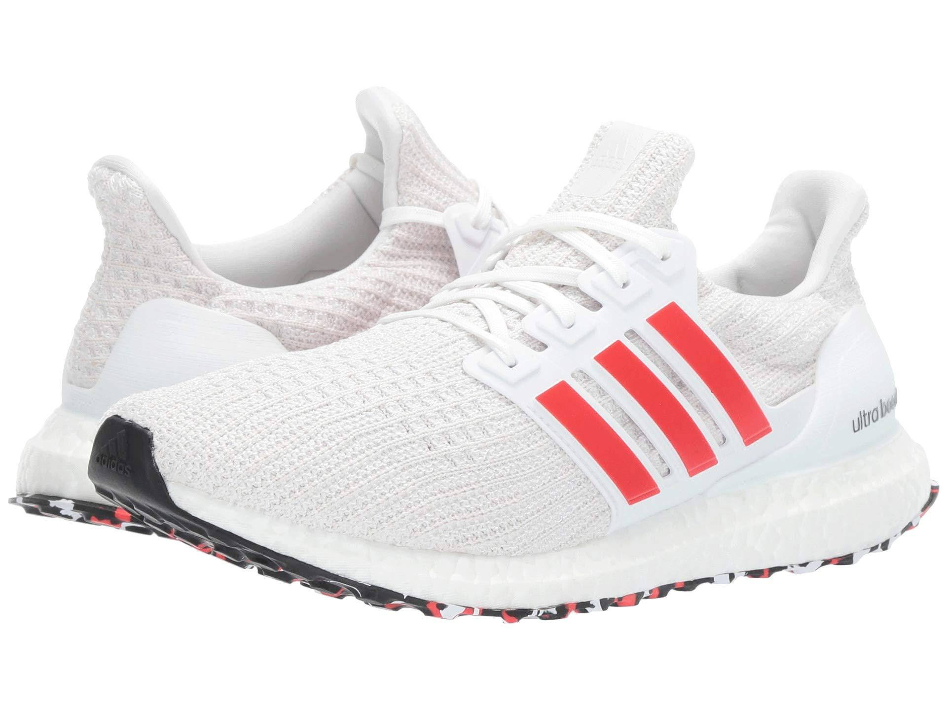 519253b2b adidas Originals. Ultraboost (core Black core Black active Red) Men s  Running Shoes