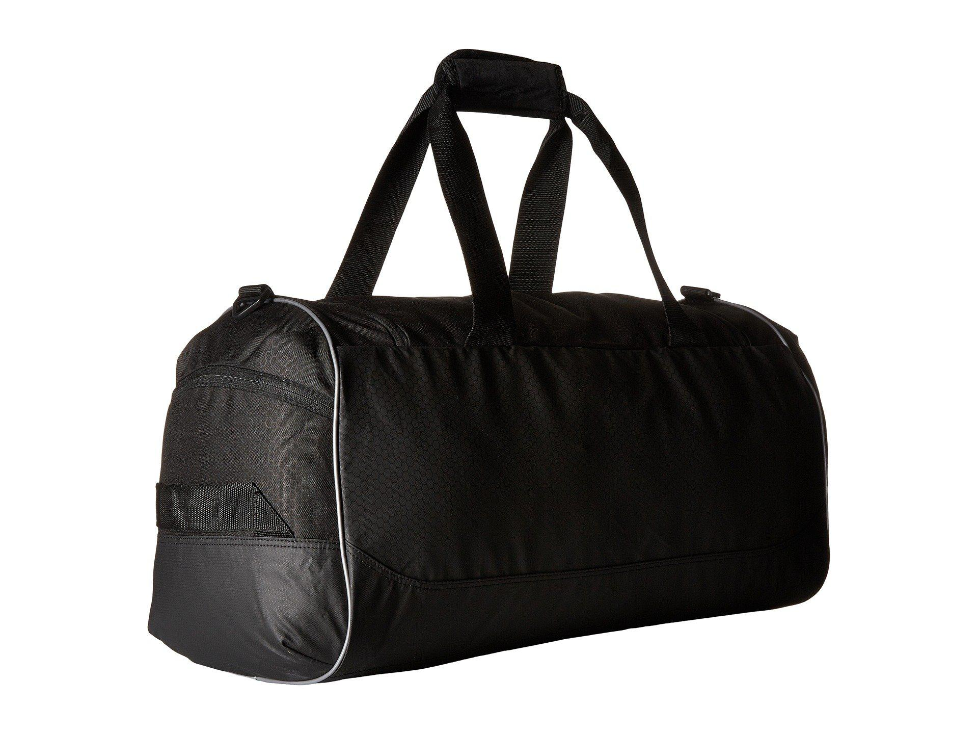b3c684b826 Adidas - Gray Team Issue Medium Duffel (black) Duffel Bags for Men - Lyst.  View fullscreen