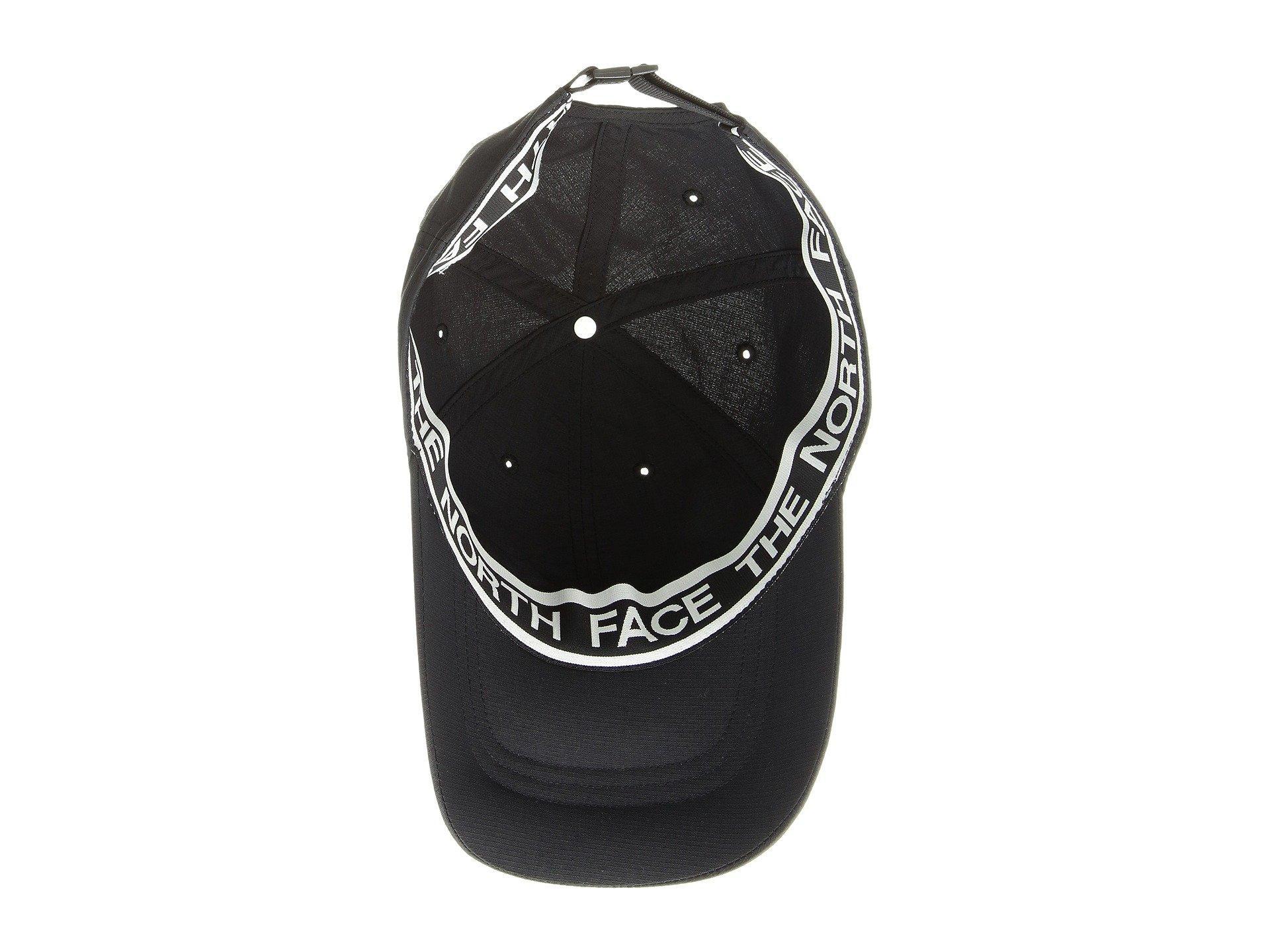 7e550fe474a The North Face - Black Women s Horizon Ball Cap (canal Blue asphalt Grey).  View fullscreen