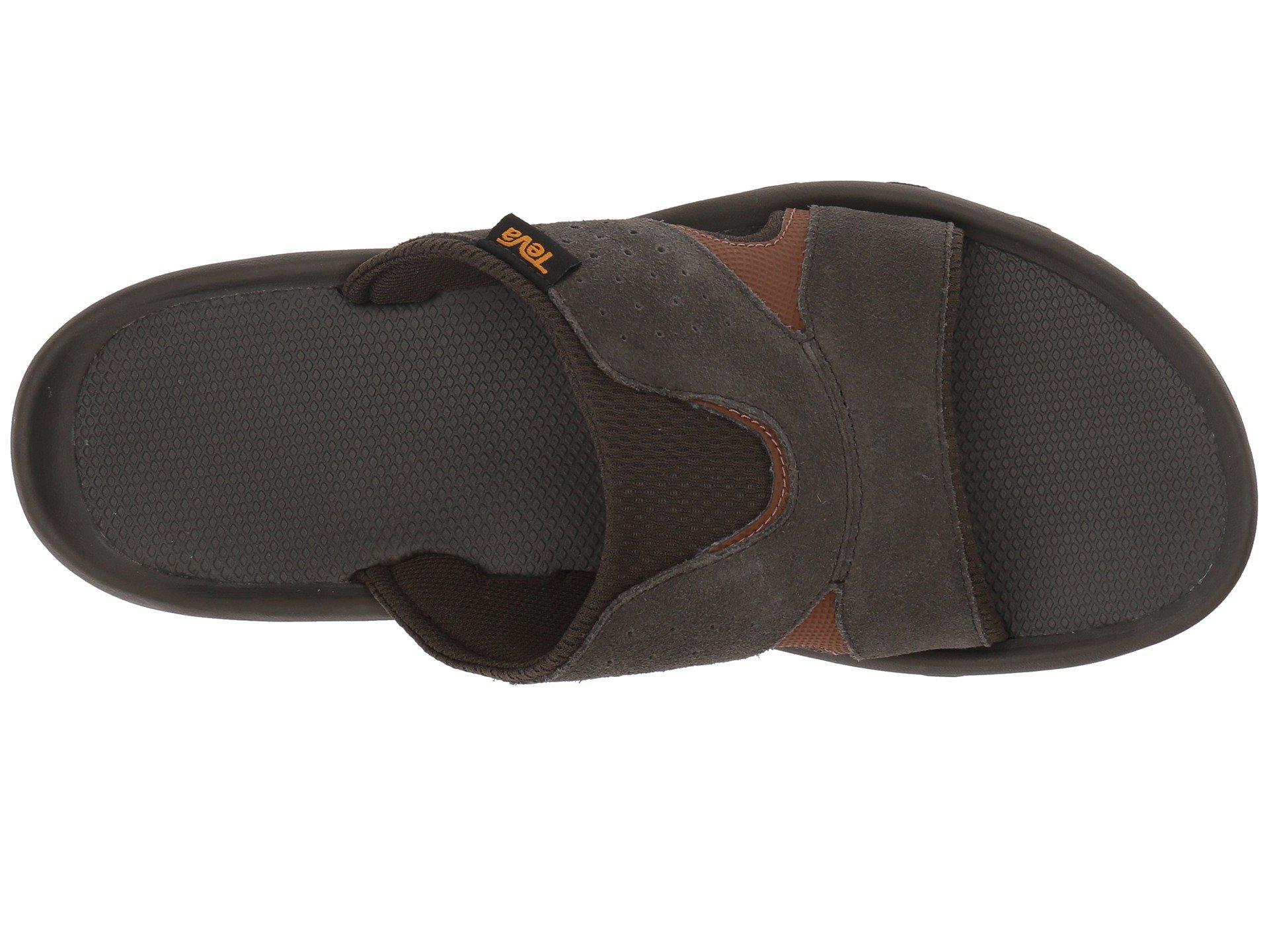 76d8accbd Lyst - Teva Katavi 2 Slide (bungee Cord) Men s Slide Shoes for Men