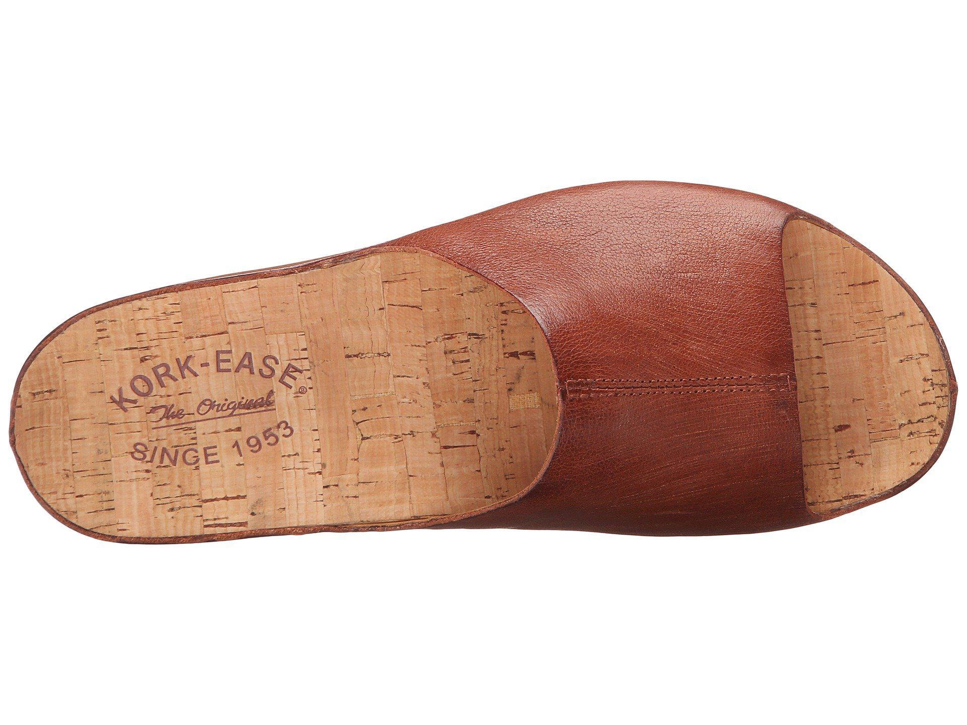 ae31082c6357 Lyst - Kork-Ease Tutsi (black) Women s Sandals in Brown