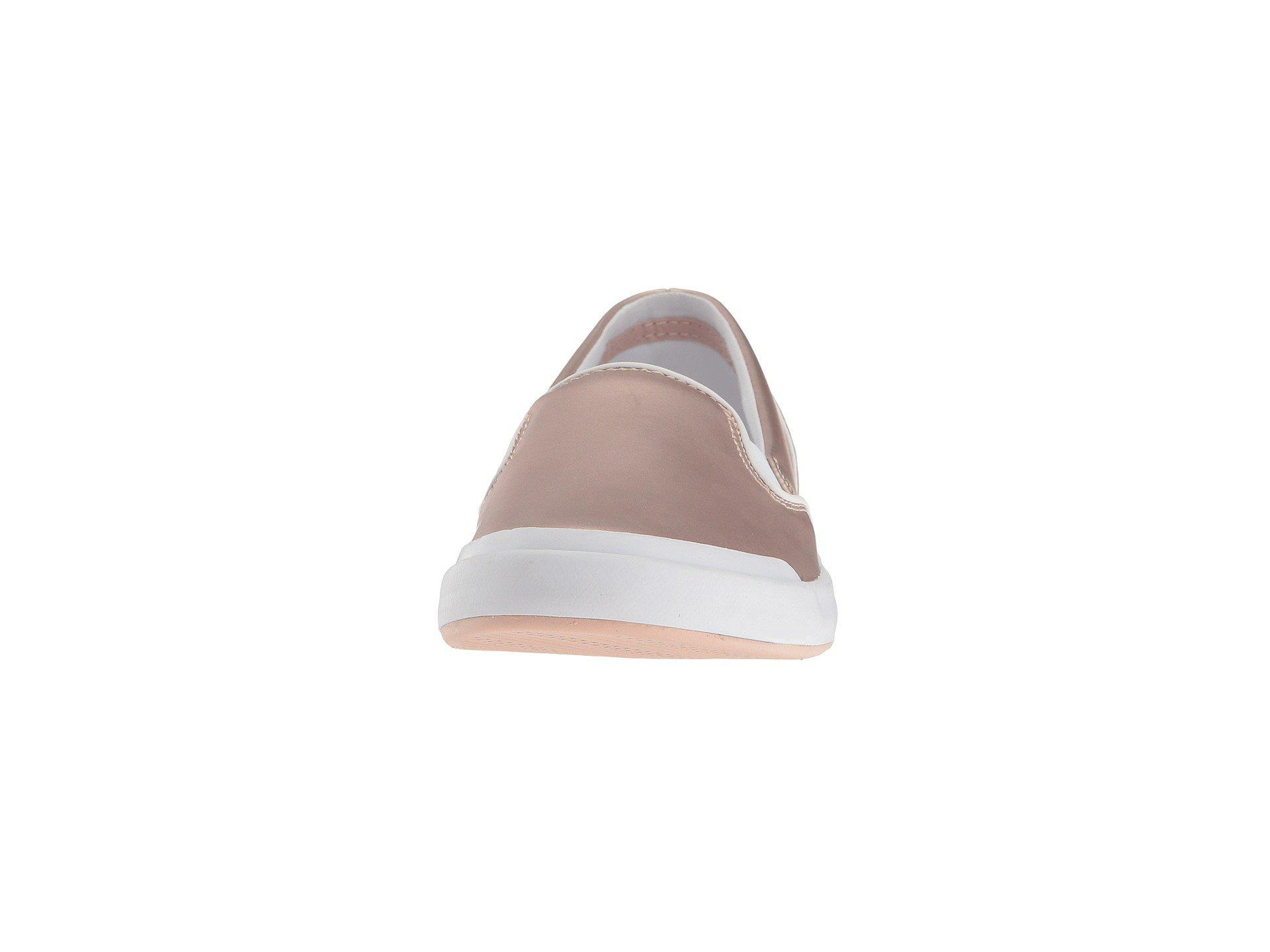 ab4ae9f19fa60 Lyst - Lacoste Lancelle Slip On 117 2 Fashion Sneaker in Pink
