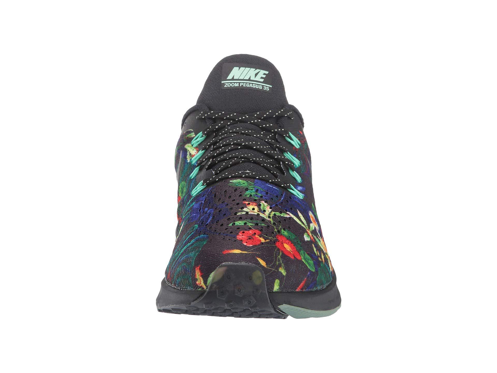 7ee1e3f09b62 Lyst - Nike Air Zoom Pegasus 35 Gpx Rs (black black green Glow ...
