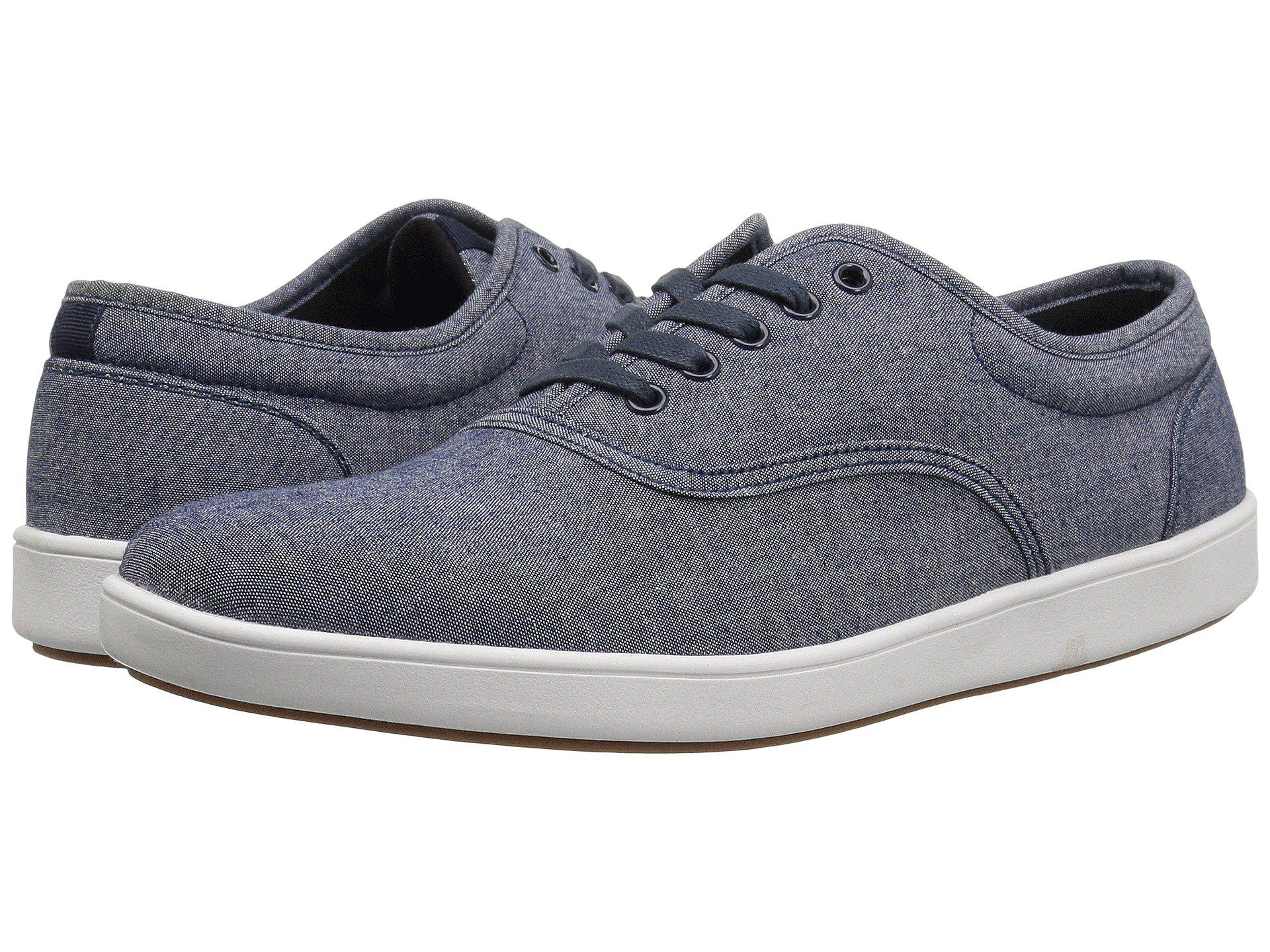 6a1ebaac931 Lyst - Steve Madden Franco (blue) Men s Lace Up Casual Shoes in Blue ...