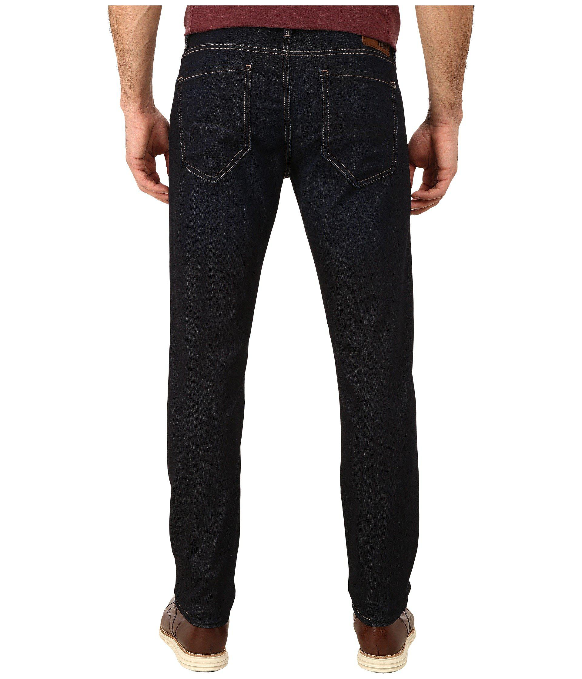 bc0e5a59 Mavi Jeans Jake In Rinse Brushed Williamsburg (rinse Brushed ...