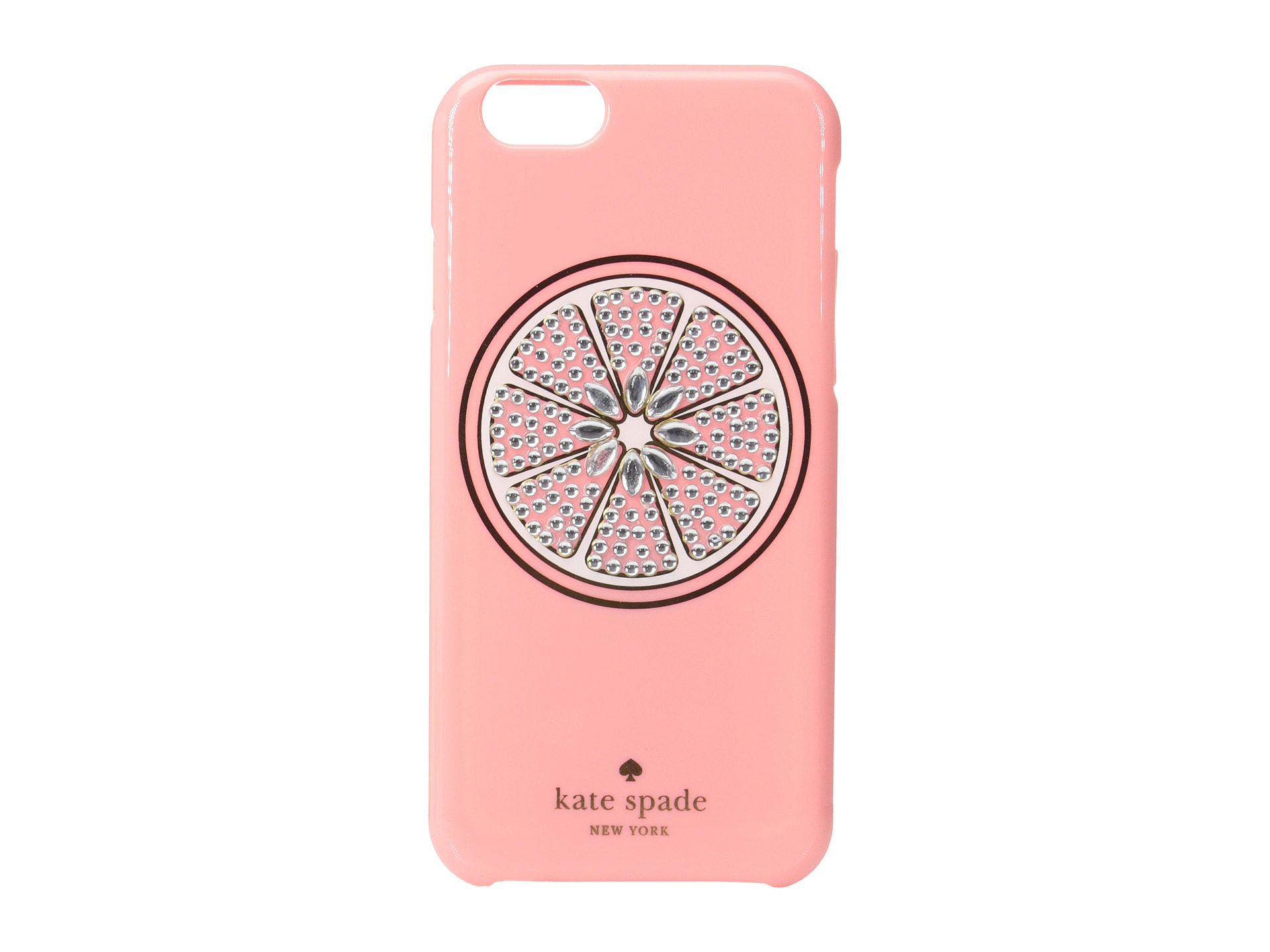 kate spade iphone cover kate spade new york jeweled grapefruit iphone for 15596