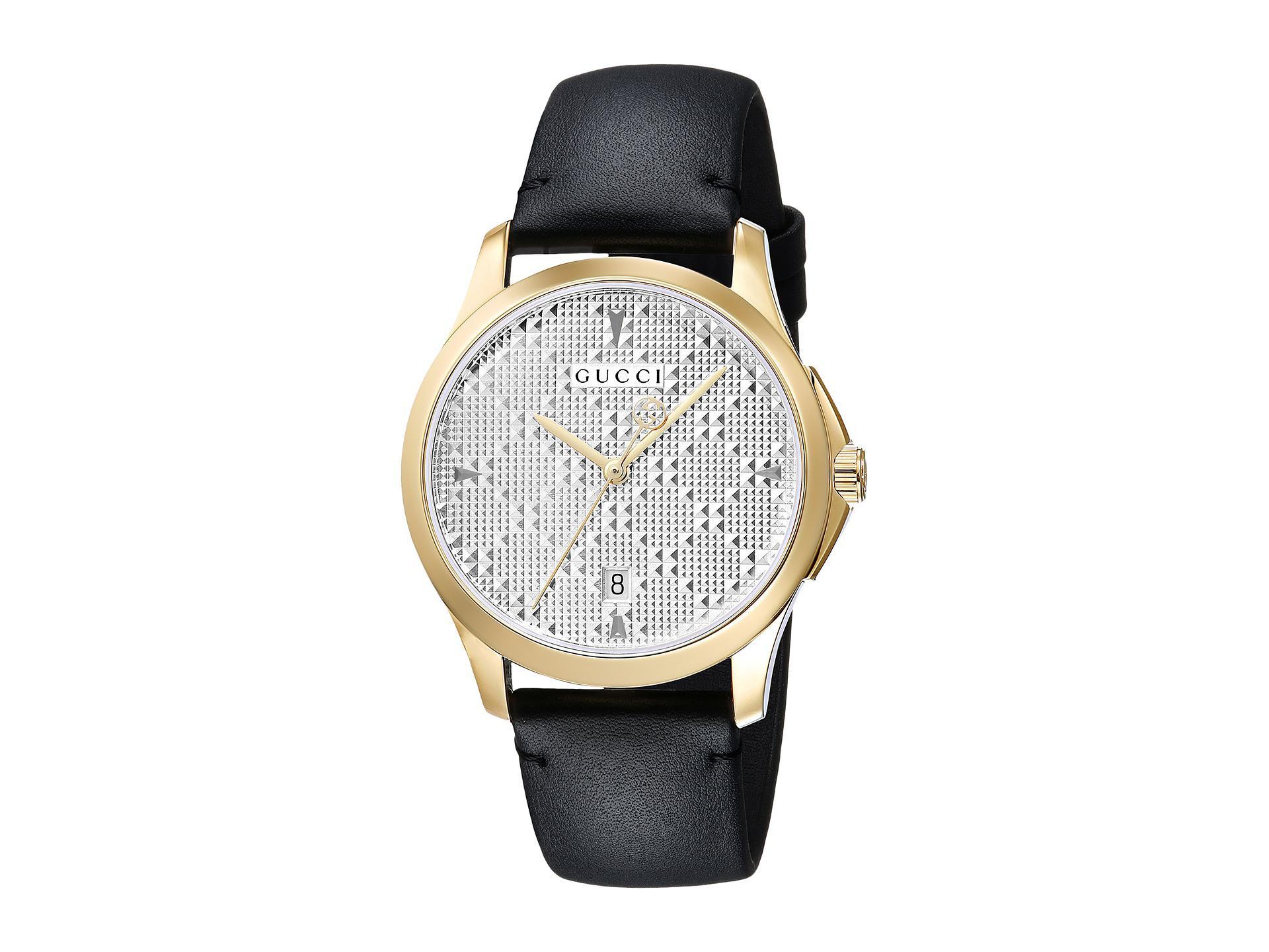 5945ca65f73 Lyst - Gucci G-timeless - Ya1264027 in Black for Men