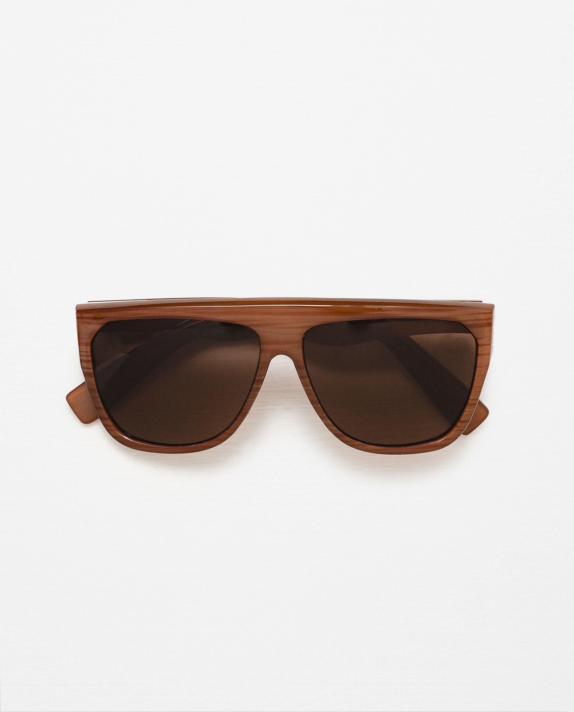 Zara Glasses Frames : Zara Sunglasses With Resin Frame Lyst