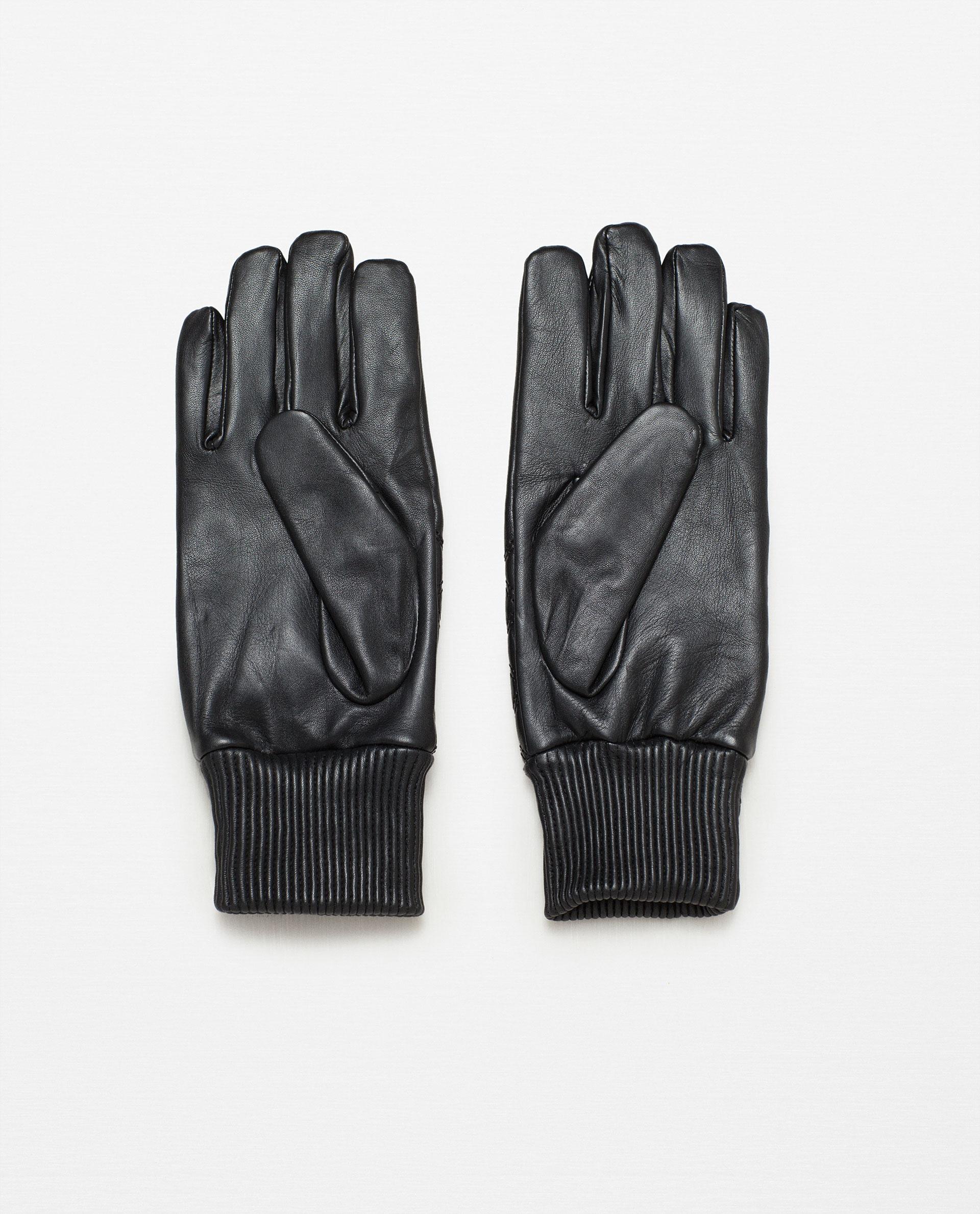 ZARA MAN Men's 11 / 44 Black Glove Leather Double Monk Strap Fashion Sneakers Black Glove Leather Double Monk Strap Fashion Sneakers. The black leather uppers are .